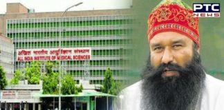 Delhi: Gurmeet Ram Rahim Singh admitted to AIIMS; here's why