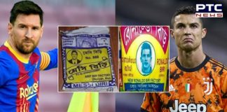 Lionel Messi, Cristiano Ronaldo feature on 'Beedi' packet; pictures leave netizens in splits