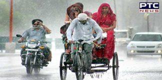 Heavy rainfall brings respite to people in Punjab, Chandigarh, and Haryana