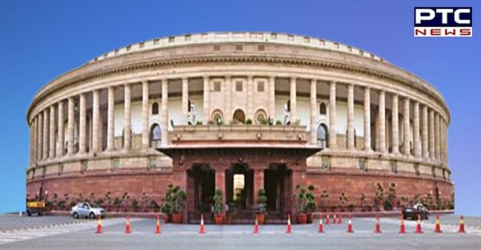 Rajya Sabha adjourned amid uproar by opposition during IT Minister's speech on 'Pegasus Project'