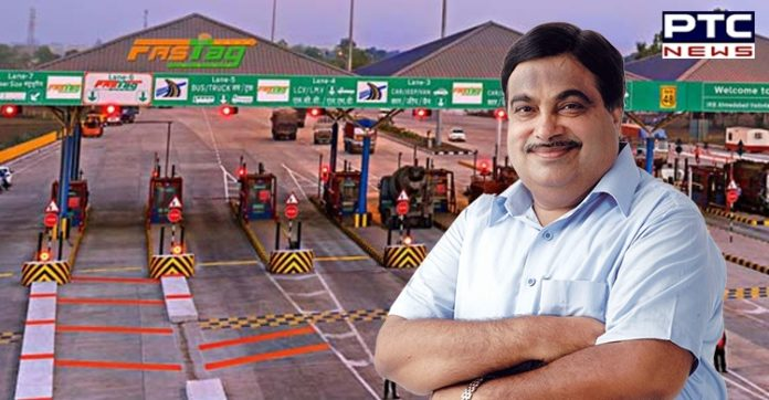 """All lanes of fee plazas on National Highways declared as """"FASTag Lane of the fee plaza"""""""