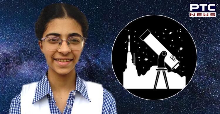 Ludhiana girl wins silver in international astronomy event