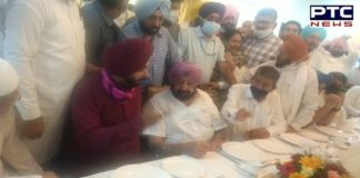 Navjot Singh Sidhu's installation ceremony: FIR lodged against unknown people over flouting Covid norms