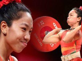 Mirabai's journey to weightlifting
