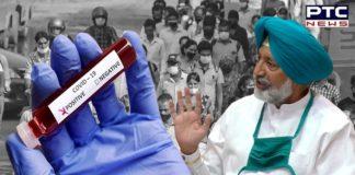 Punjab can handle 25 percent more patients than past waves: Balbir Sidhu on third wave of coronavirus