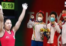 Tokyo Olympics 2020: Mirabai Chanu may bring gold as China's Hou to undergo doping test