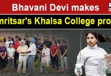 Bhavani Devi has become the first Indian to go to the Olympics in fencing.