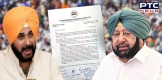 In run-up to poll, Navjot Singh Sidhu urges Captain Amarinder to act on 5 priority areas