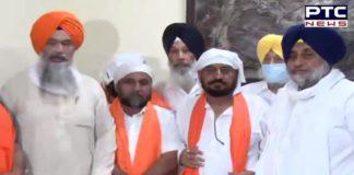 Punjab: Big blow to Punjab Congress, Darshan Lal Sharma joins Shiromani Akali Dal