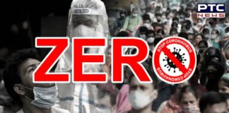 For first time since June 10 last year, Punjab records zero COVID-19 deaths in 24 hours