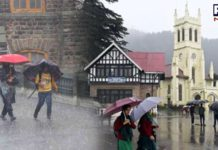 Heavy rains continue to lash various parts of the state.