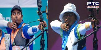 Deepika Kumari and Atanu Das at Tokyo Olympics 2020