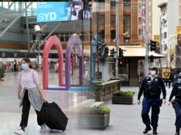 Sydney sees record daily cases of Covid-19, police powers extended to enforce lockdown