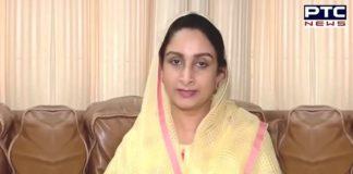 Harsimrat Kaur Badal moves adjournment motion in Lok Sabha to discuss three farm laws