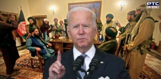 Joe Biden breaks silence on Afghanistan, says 'squarely stand' behind decision to withdraw US troops