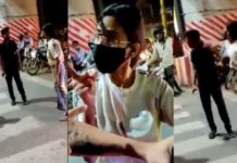 Lucknow: Girl thrashes cab diver over 'rash' driving, booked