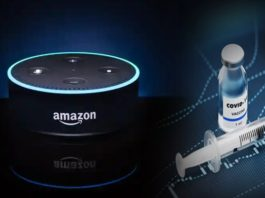 Alexa can also set a reminder to check with the skill if the vaccine is available the next day.