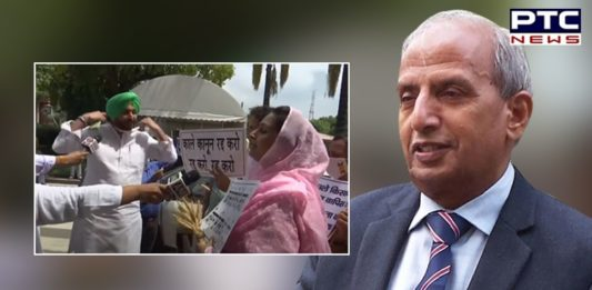 Only Sukhbir Singh Badal, Harsimrat Kaur voted against bills: Bains