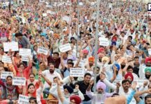 Deadlock continues between protesting government employees and Punjab govt