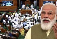 PM Narendra Modi slams Opposition for disrupting Parliament's ongoing Monsoon Session