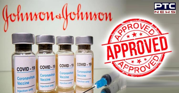 Johnson and Johnson's single-dose Covid-19 vaccine given approval for EUA in India