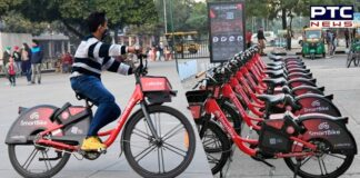 Chandigarh launches bike-sharing project for its residents