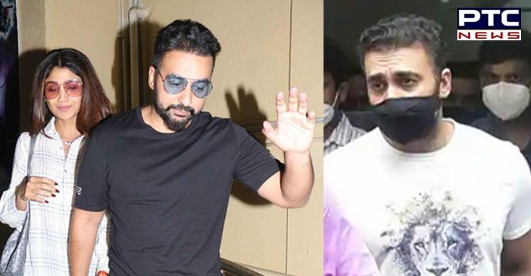 Mumbai pornography case: Raj Kundra gets interim relief from arrest till  August 25