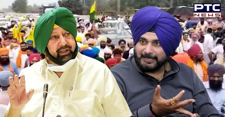Navjot Singh Sidhu slams Punjab govt for low sugarcane prices