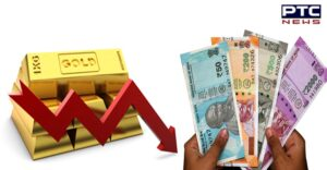 Gold prices in India drop for 3rd consecutive day, details inside