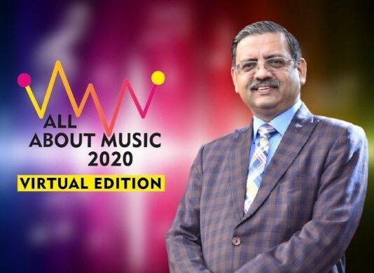 Rabindra Narayan, MD of PTC Network, to address All About Music 2021