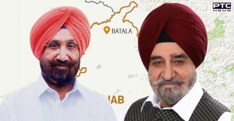 Punjab ministers Tripat Rajinder Bajwa, Sukhjinder Randhawa demand Batala as new district
