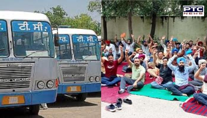 Punjab Roadways' staff strike: Talks between protesters, govt inconclusive - PTC News