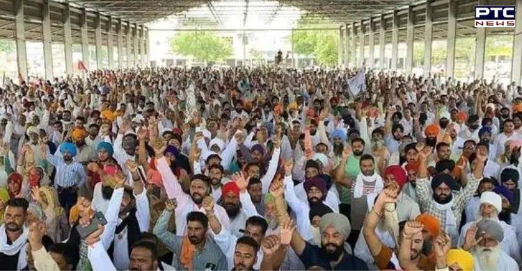 Farmers set to gherao Karnal Mini-Secretariat, hold mahapanchayat; Internet suspended