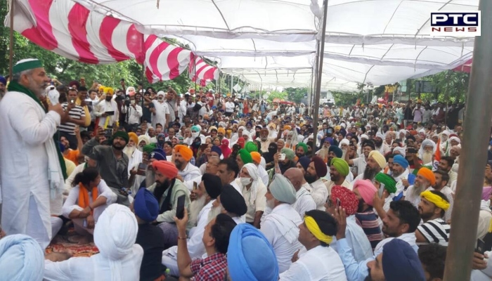 Karnal lathicharge: SKM, farm unions from Haryana to meet on September 11