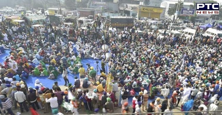 Haryana to hold high-level meeting on farmers' protest at Delhi borders