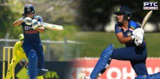 Shafali Verma, Yastika Bhatia shine as India women end Australia's unbeaten 26-match run in ODIs