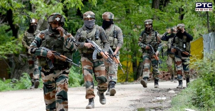 Jammu and Kashmir: Indian Army foils infiltration attempt along LoC in Poonch sector