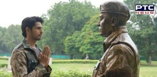 Sidharth Malhotra pays tribute to Capt Vikram Batra on his birth anniversary