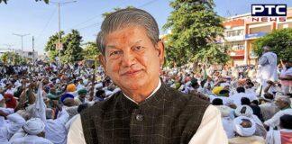 Farmers' protest: Haryana govt is symbol of atrocity against farmers, says Harish Rawat