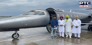 Punjab CM Charanjit Singh Channi visits Delhi to discuss cabinet reshuffle