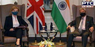 New York: EAM Jaishankar meets UK counterpart, urges early resolution of quarantine issue
