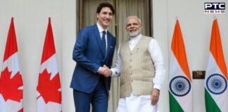 PM Narendra Modi congratulates Canadian PM Justin Trudeau for victory in polls