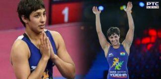 Haryana's Anshu Malik becomes 1st Indian woman to win silver at World Wrestling Championships