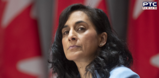 Indian-origin Canadian Anita Anand appointed Defence Minister in Trudeau govt
