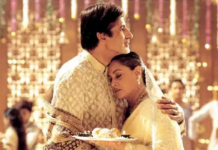 Amitabh Bachchan shares priceless picture with wife Jaya to extend Karva Chauth wishes