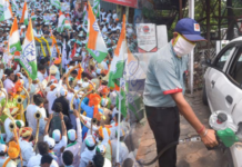Congress will launch a massive agitation against fuel price hike from Nov 14-29