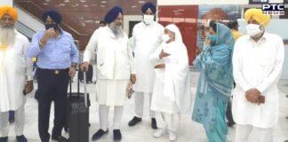 Lakhimpur Kheri violence: SAD delegation in Lucknow to meet kin of deceased farmers