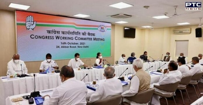 CWC meeting: 'I am full-time, hands-on Congress President', says Sonia Gandhi
