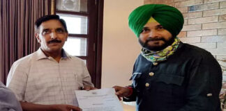 Navjot Singh Sidhu writes to Sonia Gandhi on 13-point agenda for Punjab