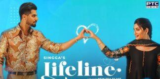 Punjabi singer Singga's single track 'Lifeline' creating buzz